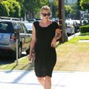 Maria Sharapova is seen out and about in Los Angeles, California on August 1, 2016 - 435 x 600