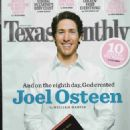 Joel Osteen Texas Monthly - 454 x 589