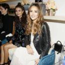 Jessica Alba : TRESemme at Rebecca Minkoff NYFW SS18 - 400 x 600