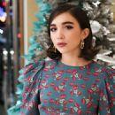 Rowan Blanchard – Tiffany & Co. Celebrate the Holidays with a Girls Night In LA - 454 x 568