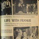 Frank Sinatra - Movie Life Magazine Pictorial [United States] (May 1946) - 454 x 722