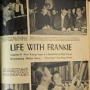 Frank Sinatra - Movie Life Magazine Pictorial [United States] (May 1946)