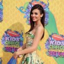 Victoria Justice 2014 Nickelodeons Kids Choice Awards In La