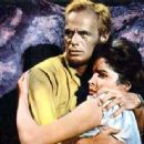 Tina Louise and Richard Widmark