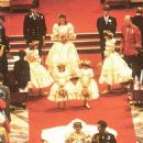 Lady Diana Spencer and Prince Charles wedding - 29 July 1981 - 454 x 781