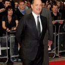 "Tom Hanks Hits the ""Larry Crowne"" UK Premiere"