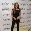 Chrissy Teigen Lord Taylor Flagship Guys Night Out 2014 In Nyc