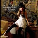 Emily Browning - InStyle Magazine (Australia) - March 2008