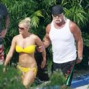 Hulk Hogan and Jennifer Mcdaniel