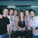 Tonya Mitchell, Justin Timberlake - 454 x 309