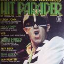 Hit Parader Magazine Cover [United States] (November 1976)