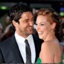 Gerard Butler and Katherine Heigl