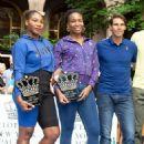 Serena and Venus Williams – 2018 Lotte New York Palace Invitational - 454 x 658