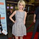 CHELSEA KANE at Safe Haven Premiere in Hollywood - 454 x 669