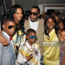 Puff Daddy and Kim Porter - 454 x 336