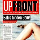 Gemma Atkinson Upfront Zoo Magazine July 2014
