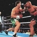 Mills Lane Refereeing Peter McNeeley & Mike Tyson - 454 x 363