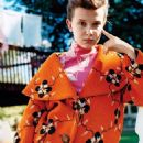 Millie Bobby Brown & Drew Barrymore Fawn Over Each Other & 'Stranger Things'