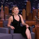 Scarlett Johansson – Pictured on The Tonight Show Starring Jimmy Fallon in NYC
