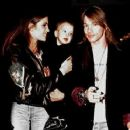 Stephanie Seymour and Axl Rose - 454 x 371