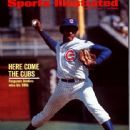 Ferguson Jenkins - Sports Illustrated Magazine Cover [United States] (30 August 1971)