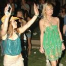 Paris Hilton - Coachella Music Festival