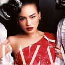 Shu Qi - Harper's Bazaar Magazine Pictorial [China] (December 2010) - 399 x 246