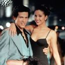 Mira Sorvino and John Leguizamo