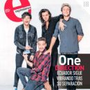 One Direction - Expresiones Magazine Cover [Ecuador] (25 July 2020)