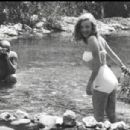 Marilyn Monroe and Johhny Hyde