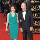 Patrick Stewart and Sunny Ozell - 399 x 600