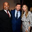 Actor Elizabeth Olsen attends a cocktail party for
