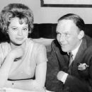 Frank Sinatra and Juliet Prowse