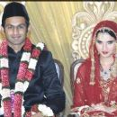 Sania Mirza and Shoaib Malik - 454 x 255