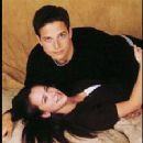 Scott Wolf and Jennifer Love Hewitt in Party of Five