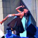 Ariana Grande – Performs at Billboard Music Awards 2018 in Las Vegas - 454 x 681