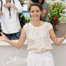 """Berenice Bejo - """"The Hell Of Henri-Georges Clouzot"""" Photocall During The 62 International Cannes Film Festival - 19.05.2009"""