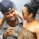 Keyshia Cole and Daniel Gibson - 387 x 581