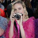 Brie Larson – Rodarte FW 2019 Runway Show in San Marino