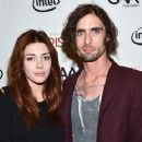 Tyson Ritter and Elena Satine - 454 x 361