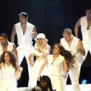 Christina Aguilera - Performs During A Concert At Emirates Palace Hotel In Abu Dhabi, 24.10.2008.