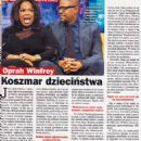 Oprah Winfrey - Zycie na goraco Magazine Pictorial [Poland] (10 March 2016)