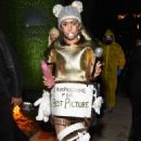 Nina Dobrev – Casamigos Halloween Party in Beverly Hills