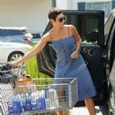 Nicole Murphy at Bristol Farms in LA - 454 x 598