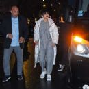 Selena Gomez – Arrives at her 'Rare' album release party at the Puma Flagship store in New York
