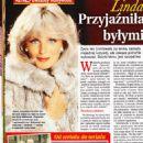 Linda Evans - Retro Magazine Pictorial [Poland] (January 2018) - 454 x 642