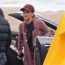 Rachel Bilson – Spotted on the set of Take Two in Malibu - 454 x 618