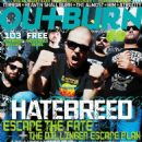 Jamey Jasta - Outburn Magazine Cover [United Kingdom] (June 2013)