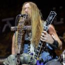 Black Label Society - Gigantour in Camden, NJ, August 9, 2013