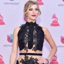 Daniela di Giacomo- 16th Latin GRAMMY Awards - Red Carpet - 399 x 600